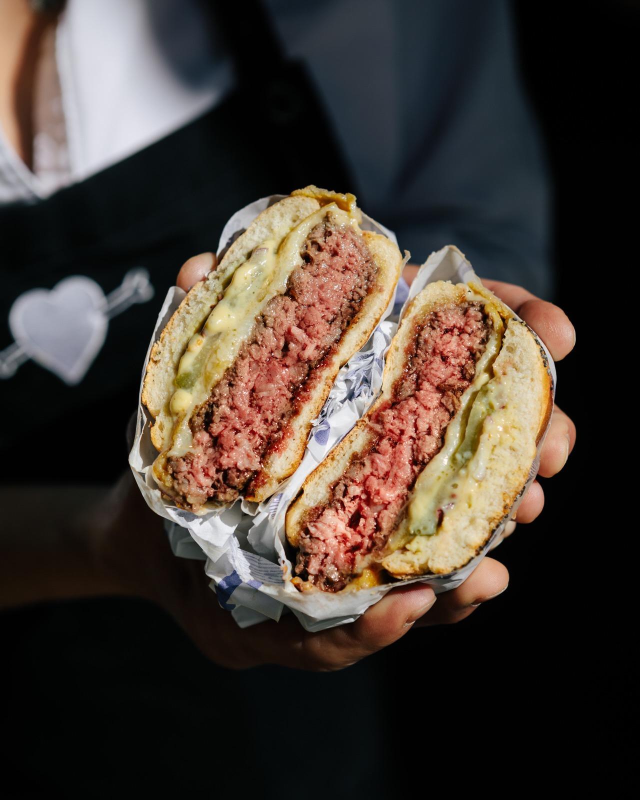 Our hamburger